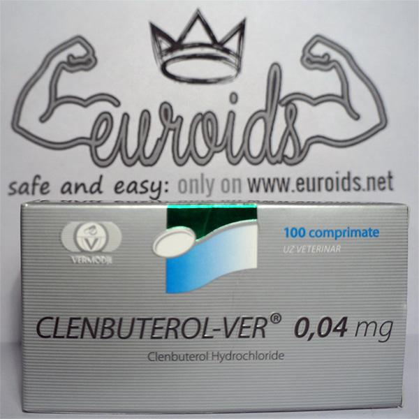 Clenbuterol Dilaterol Spiropent Ventipulmin