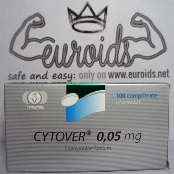 Liothyronine Cytomel Tertroxin