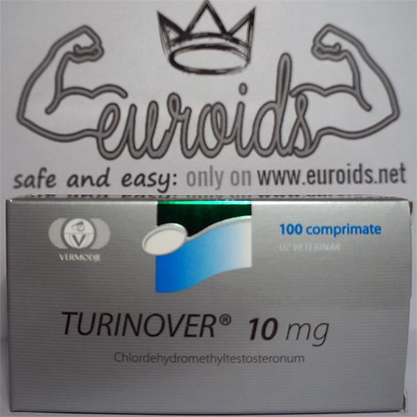 Chlorodehydromethyltestosterone Oral Turinabol