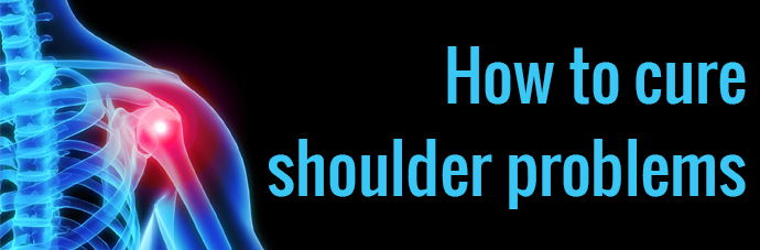How to cure shoulder problems (Trust me this will do it 90% of the time)