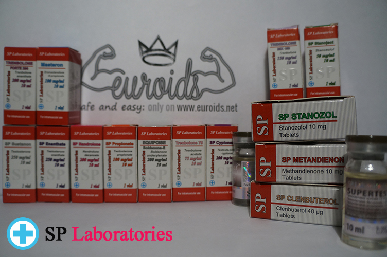 SP Laboratories Products Euroids