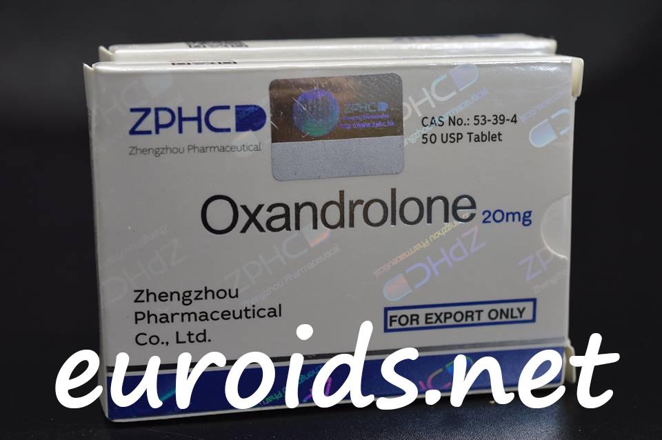 Oxandrolone [ZPHC] | euroids.net
