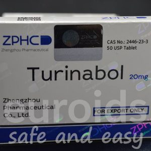 Chlorodehydromethyltestosterone,Turinabol