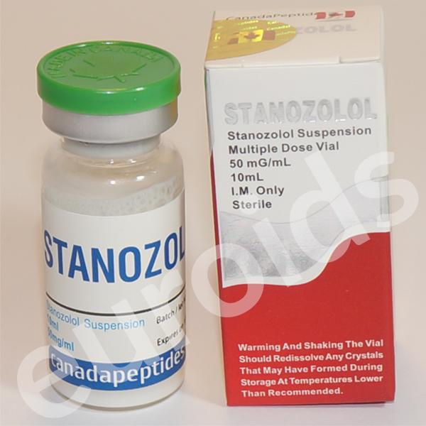 Stanozolol, Winstrol Depot